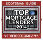 C2 Financial was voted a top mortgage company in 2014 by Scotsman